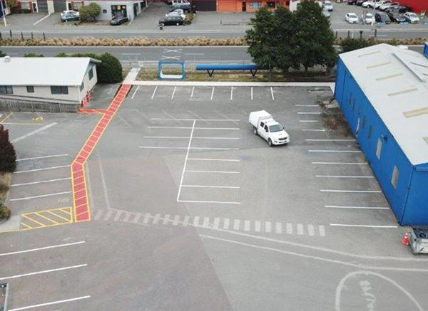 Carpark Line Marking